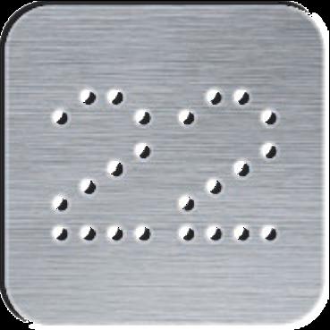 Blaszka metalizowana BM1