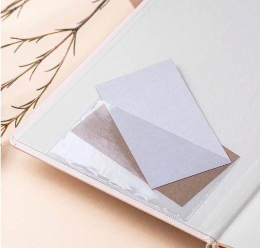 Kieszonka foliowa prostokątna